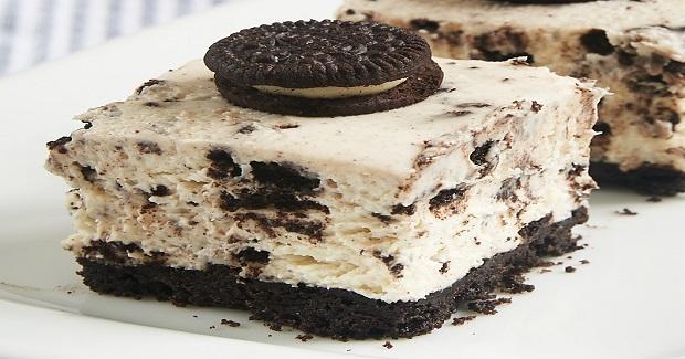 Cookies And Cream Cheesecake Bars Recipe