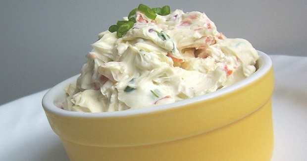 Vegetable Cream Cheese Recipe