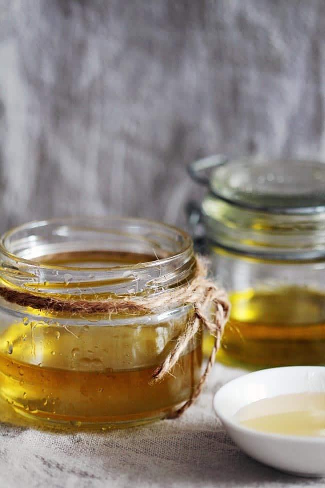 Honey-Olive-Oil-Mask